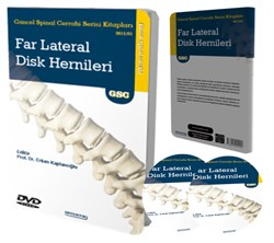 Far Lateral Disk Hernileri Kitap ve 2 DVD